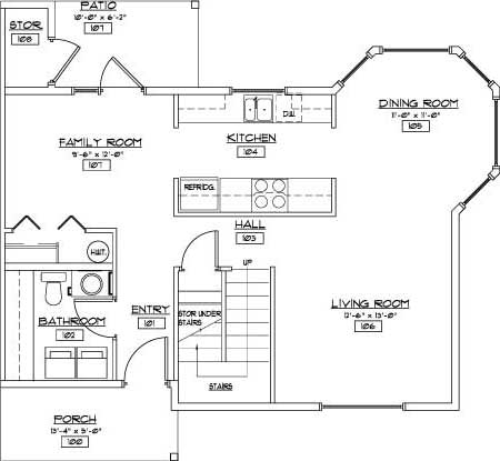 2 Bedroom Bath Dog Trot Home Plans likewise Townhouse Floor Plan furthermore Plans for residential houses also Duplex House moreover One Level Townhome Plans. on duplex townhouse plans